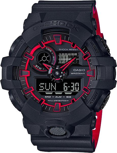 Мужские часы Casio GA-700SE-1A4 casio ga 100 1a4