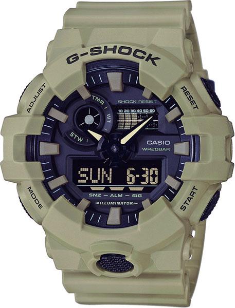 лучшая цена Мужские часы Casio GA-700UC-5A