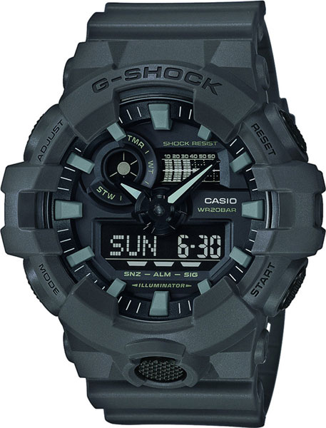 Мужские часы Casio GA-700UC-8A
