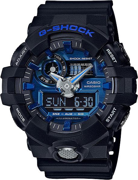 Мужские часы Casio GA-710-1A2 все цены