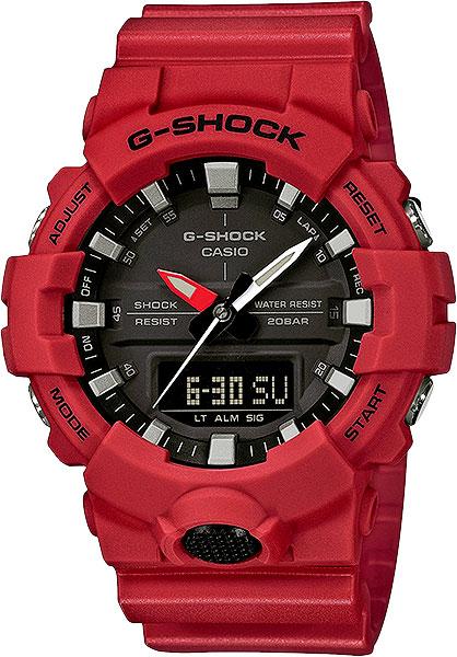 Мужские часы Casio GA-800-4A