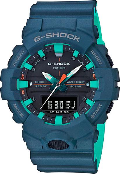 Мужские часы Casio GA-800CC-2A все цены