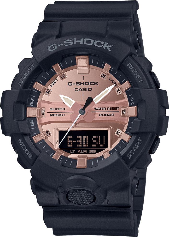 Мужские часы Casio GA-800MMC-1AER мужские часы casio ga 2000s 1aer