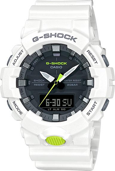 Мужские часы Casio GA-800SC-7A casio ga 800sc 7a