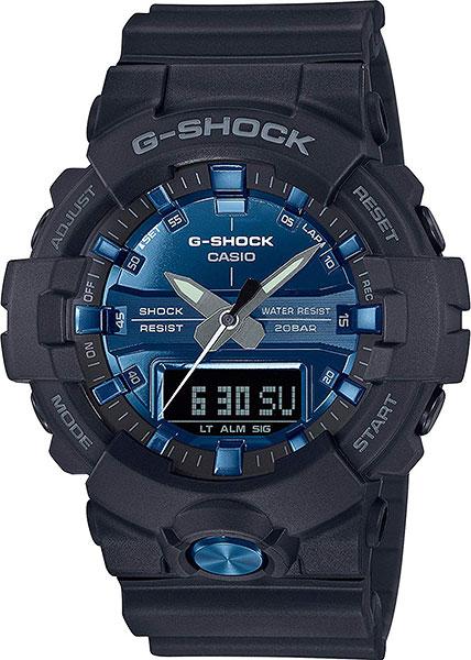 Мужские часы Casio GA-810MMB-1A2 все цены