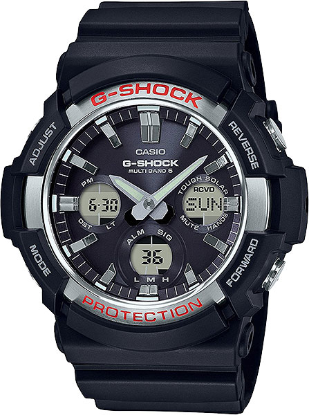 Мужские часы Casio GAW-100-1A casio gd 100 1a