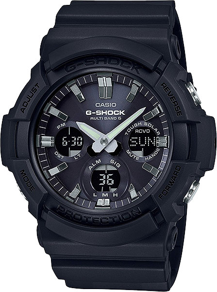 Мужские часы Casio GAW-100B-1A мужские часы casio gax 100b 1a