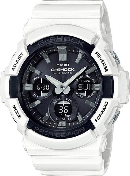 Мужские часы Casio GAW-100B-7A мужские часы casio sgw 100b 3a2