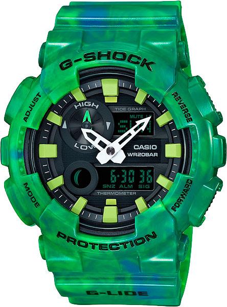 Мужские часы Casio GAX-100MB-3A