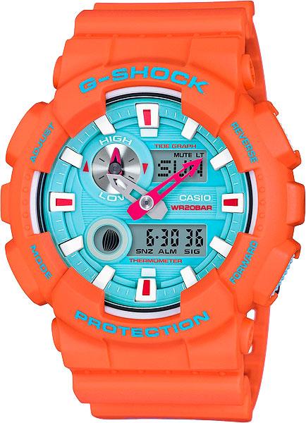 Мужские часы Casio GAX-100X-4A все цены