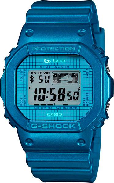 Мужские часы Casio GB-5600B-2E мужские часы casio dw 6900zb 2e
