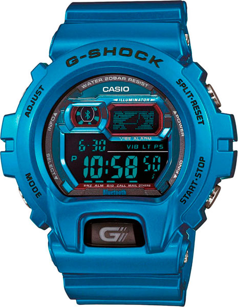 Мужские часы Casio GB-X6900B-2E casio bga 200dt 2e