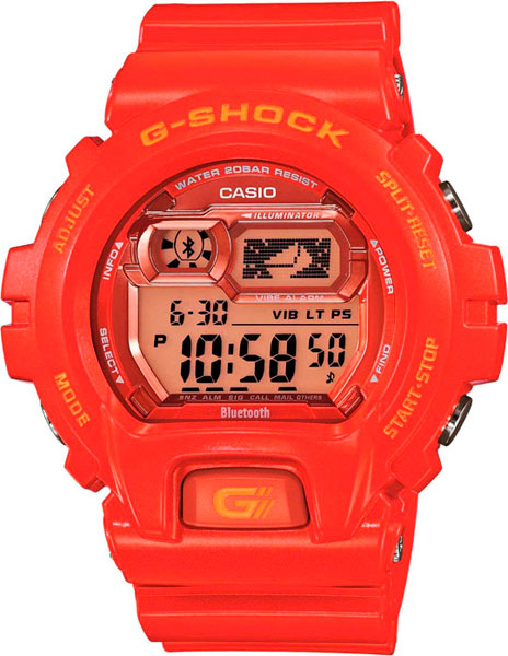 Мужские часы Casio GB-X6900B-4E цена