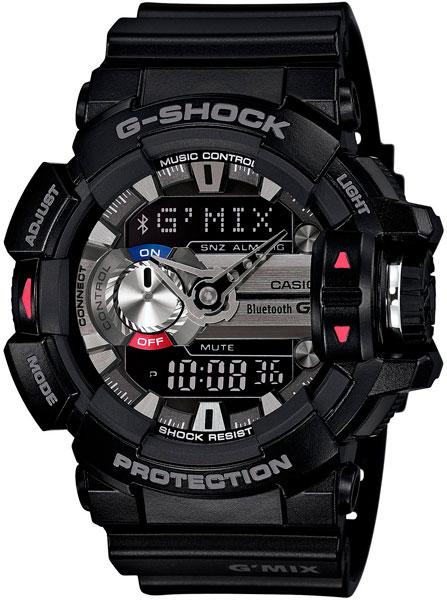Мужские часы Casio GBA-400-1A мужские часы casio gba 400 1a9