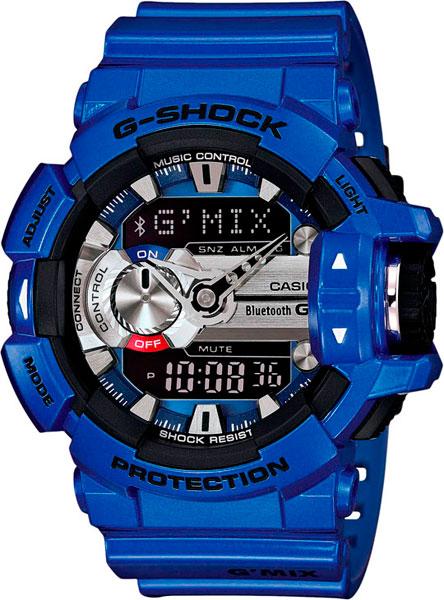 Мужские часы Casio GBA-400-2A мужские часы casio gba 400 1a9