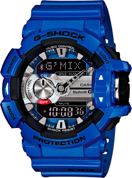 Мужские часы Casio GBA-400-2A casio gba 400 2a