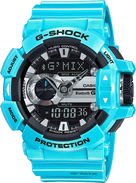 Мужские часы Casio GBA-400-2C мужские часы casio gba 400 1a9