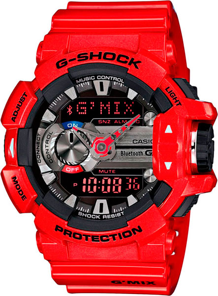 g shock часы установка последние годы
