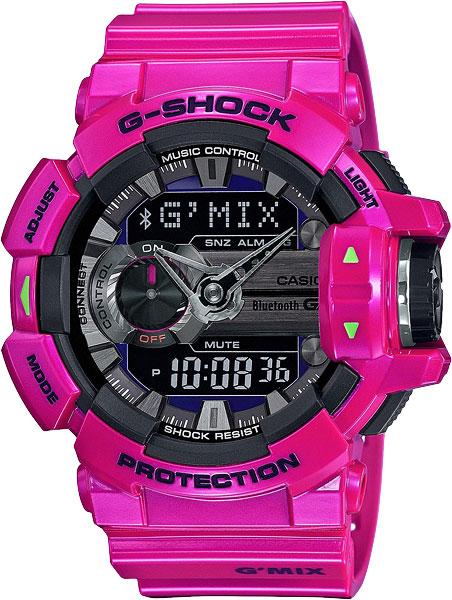 Мужские часы Casio GBA-400-4C colosseo 70805 4c celina