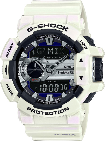 Мужские часы Casio GBA-400-7C мужские часы casio gba 400 1a9