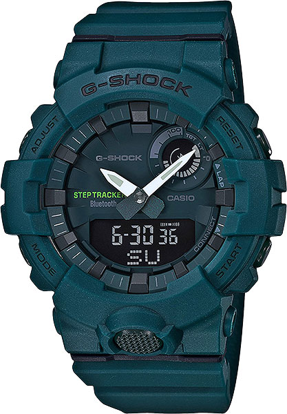 Мужские часы Casio GBA-800-3A casio gba 800 2a