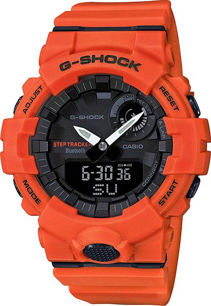 Мужские часы Casio GBA-800-4A casio gba 400 4a