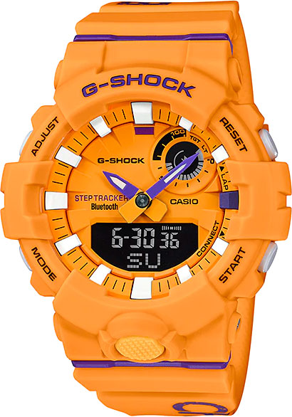 Мужские часы Casio GBA-800DG-9A