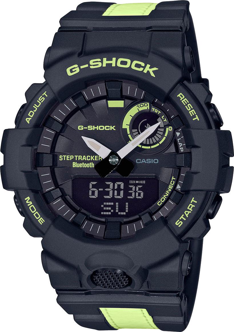 Мужские часы Casio GBA-800LU-1A1ER