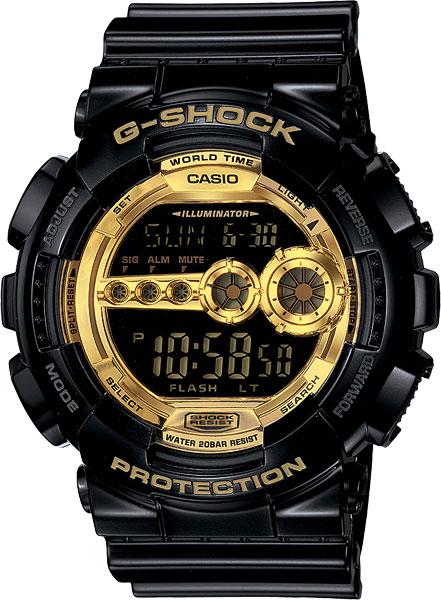 цена на Мужские часы Casio GD-100GB-1E