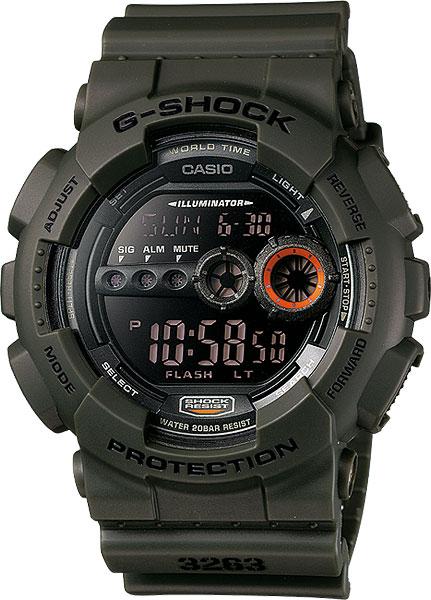 Мужские часы Casio GD-100MS-3E цены