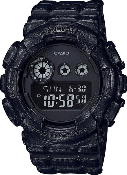 Мужские часы Casio GD-120BT-1E часы casio gw m5610 1e