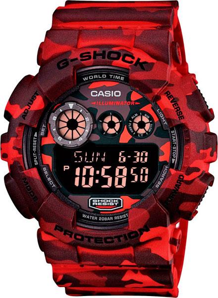 Мужские часы Casio GD-120CM-4E