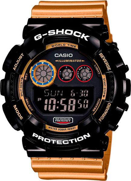 Мужские часы Casio GD-120CS-1E casio g shock gd x6900mc 1e
