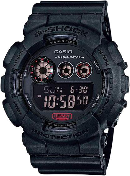 Мужские часы Casio GD-120MB-1E casio prw 3500 1e
