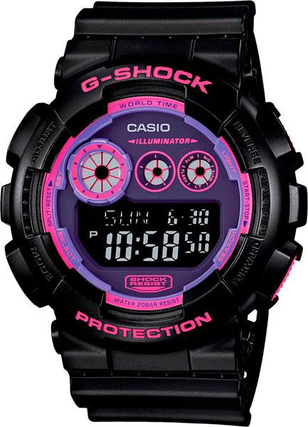 Мужские часы Casio GD-120N-1B4 цена и фото