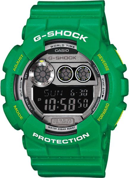 Мужские часы Casio GD-120TS-3E casio gd 100ms 3e