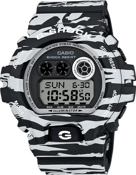 Мужские часы Casio GD-X6900BW-1E casio prw 3500 1e