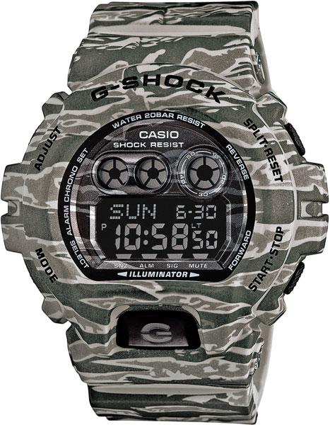 цена Мужские часы Casio GD-X6900CM-8E онлайн в 2017 году