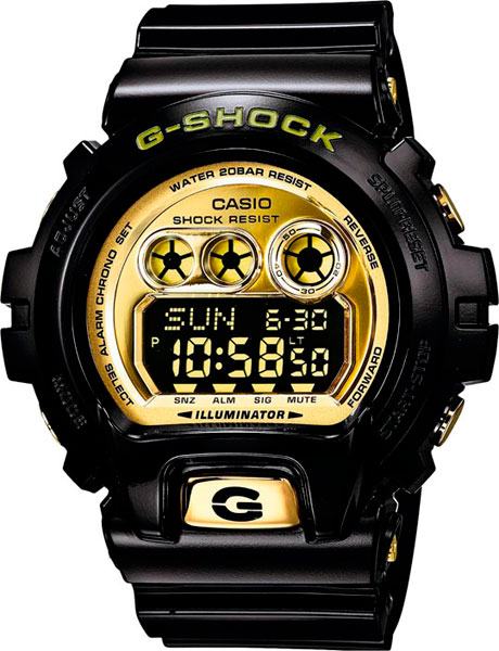 Мужские часы Casio GD-X6900FB-1E casio gd 100gb 1e