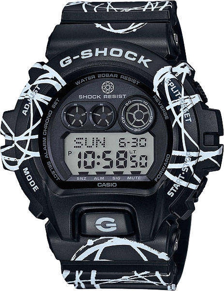 Мужские часы Casio GD-X6900FTR-1E casio prw 6000y 1e