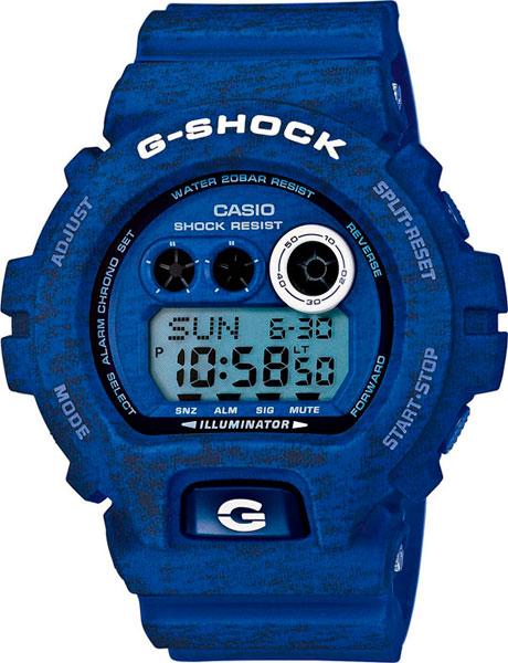 цена Мужские часы Casio GD-X6900HT-2E онлайн в 2017 году
