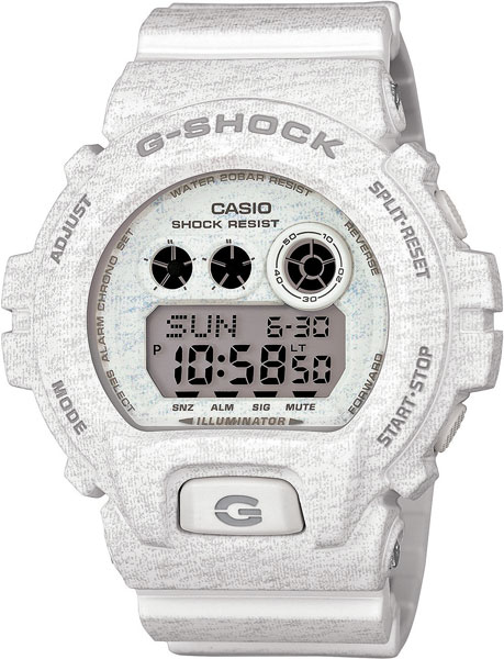 Мужские часы Casio GD-X6900HT-7E casio casio gd x6900mc 5e