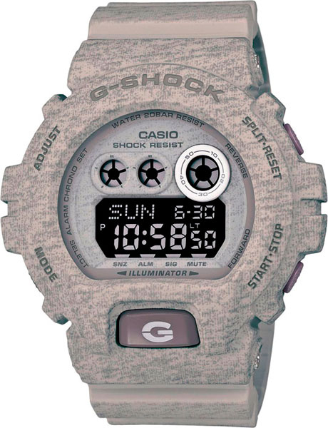 цена на Мужские часы Casio GD-X6900HT-8E