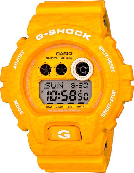 цена Мужские часы Casio GD-X6900HT-9E онлайн в 2017 году