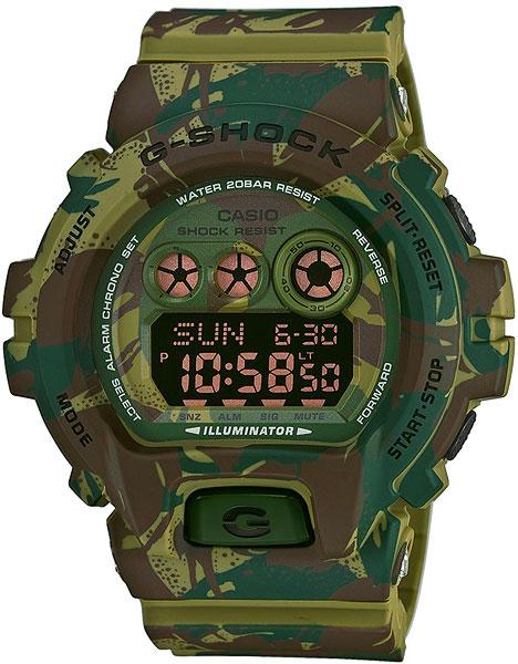 Мужские часы Casio GD-X6900MC-3E casio g shock gd x6900mc 1e