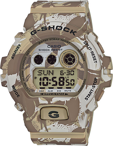 Мужские часы Casio GD-X6900MC-5E casio casio gd x6900mc 5e