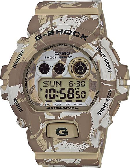 Мужские часы Casio GD-X6900MC-5E цена и фото