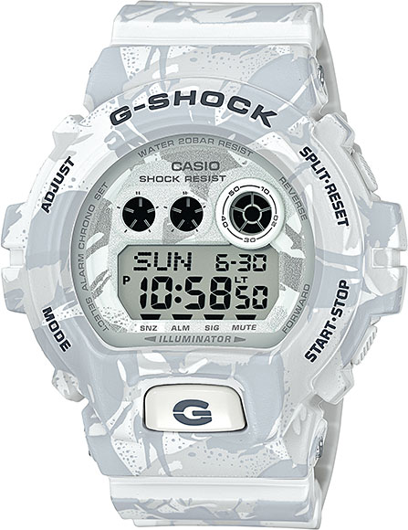 Мужские часы Casio GD-X6900MC-7E casio casio gd x6900mc 5e
