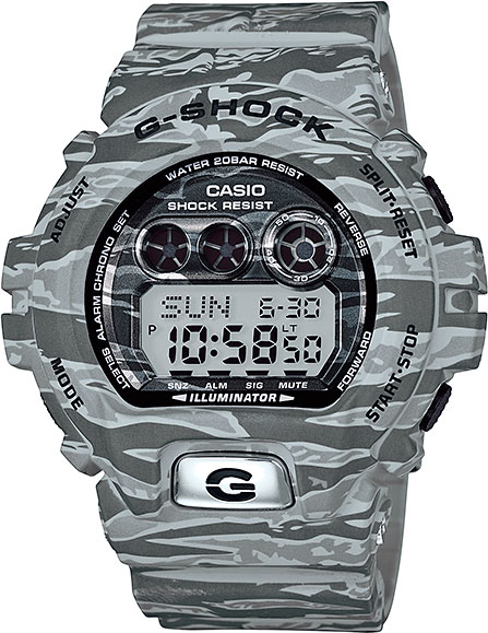 Мужские часы Casio GD-X6900TC-8E casio gd x6900tc 5e