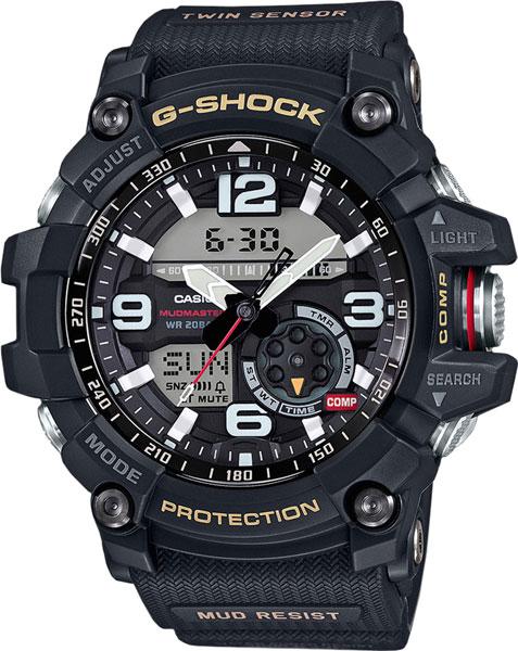 Мужские часы Casio GG-1000-1A